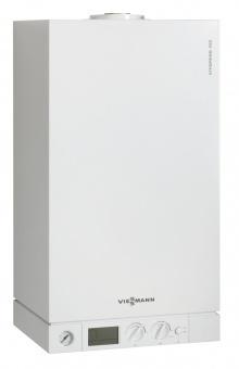 Газовый котел Viessmann Vitopend 100 WH1D 27 кВт (атмо) 2-контурный