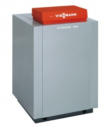 Газовый котел Viessmann Vitogaz 100-F 42 кВт