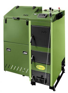 Пеллетный котел SAS bio Multi 42 кВт