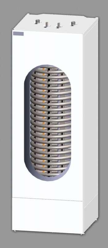 Водонагреватель косвенного нагрева Jaspi VLM KS 500