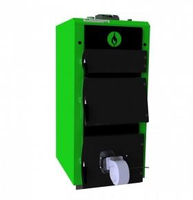 Стальной твердотопливный котел с автоматикой Elektromet EKO-KWD MAXI 15 Plus