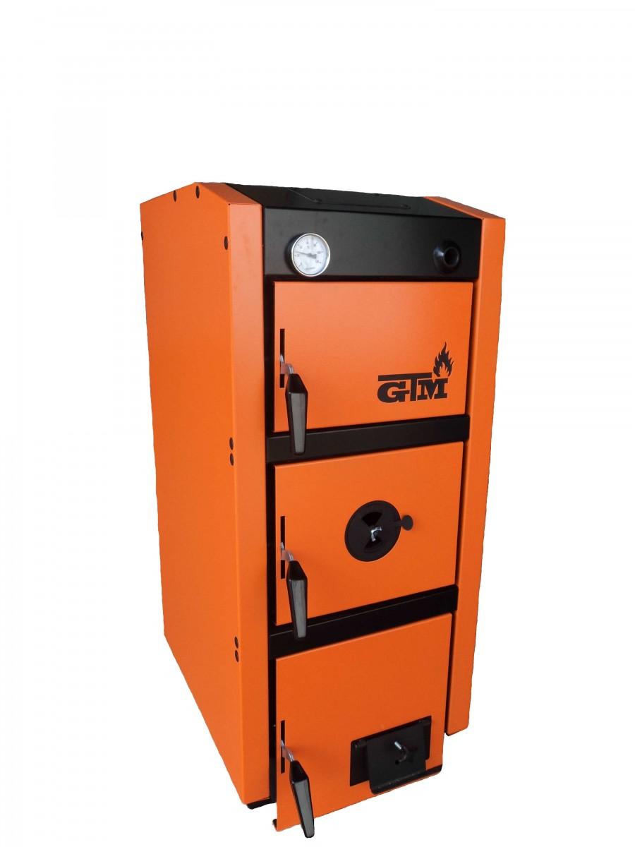Твердотопливный котел GTM Master SE 30 кВТ