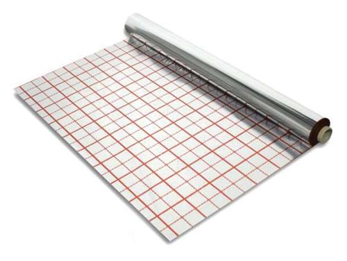 Фольга для теплого пола- 50 метров
