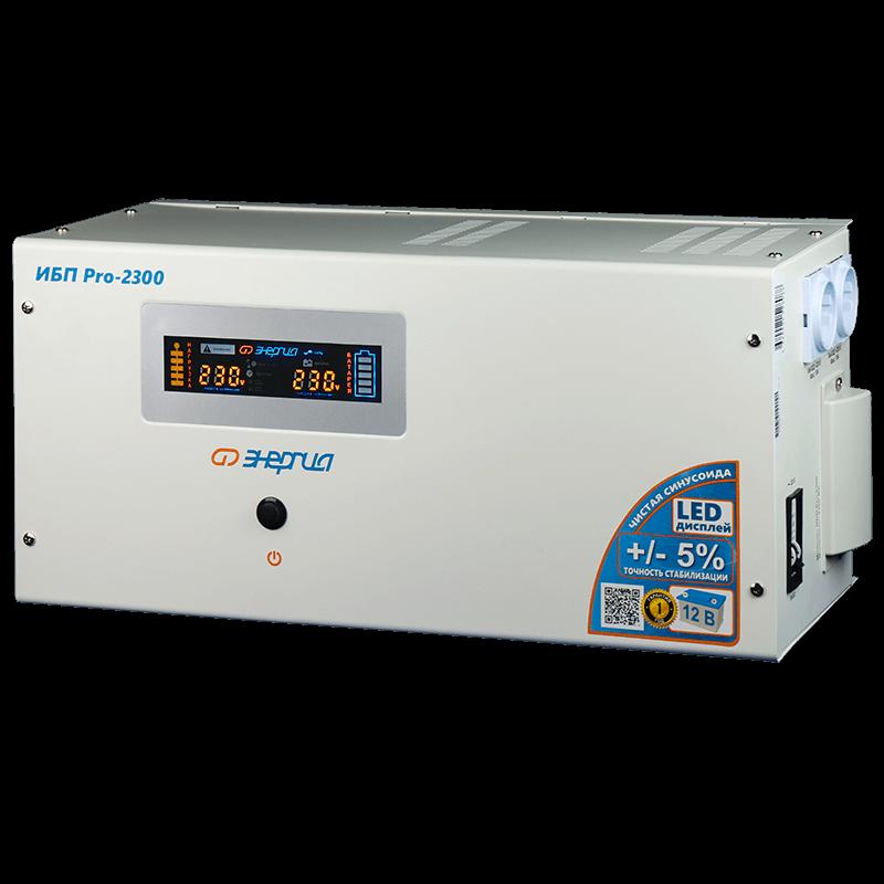Инвертор Энергия ИБП Pro-2300