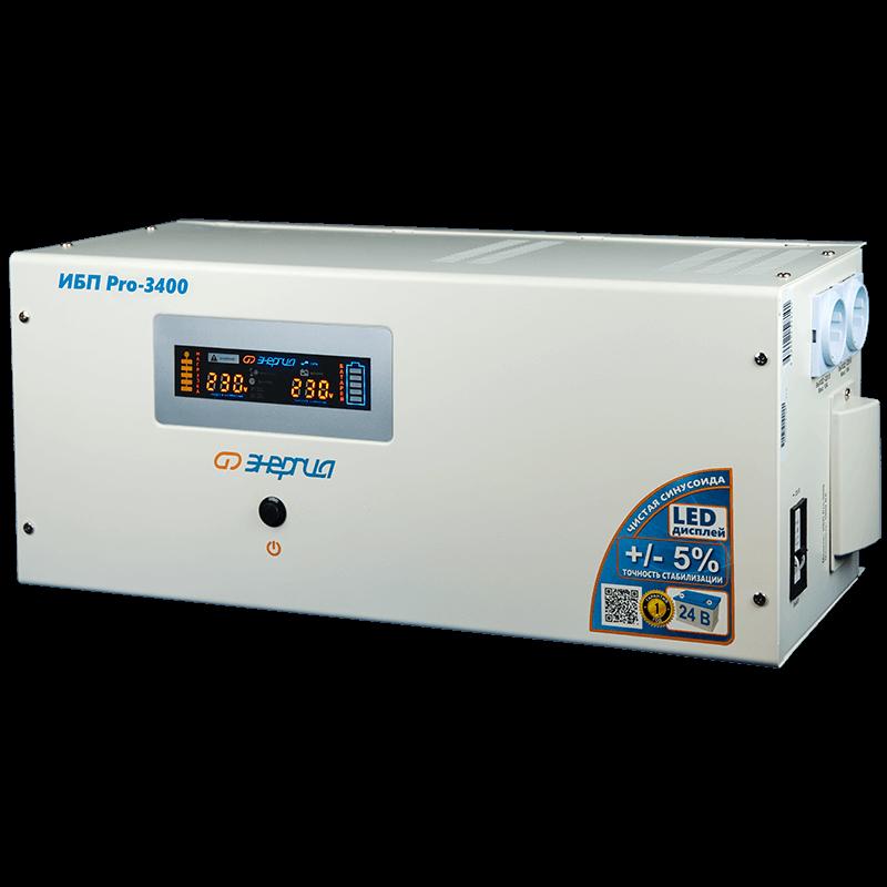 Инвертор Энергия ИБП Pro-3400