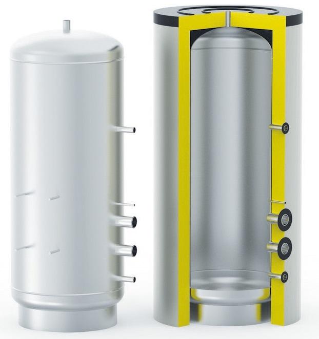 Бак S-TANK серии AT ELECTRO 1500
