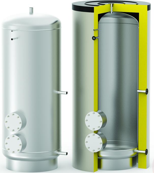 Бак S-TANK серии FF ELECTRO 1000