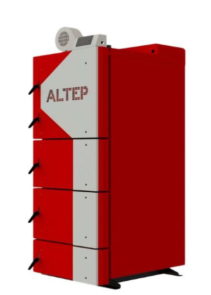 Твердотопливный котел ALTEP Duo UNI Plus 50