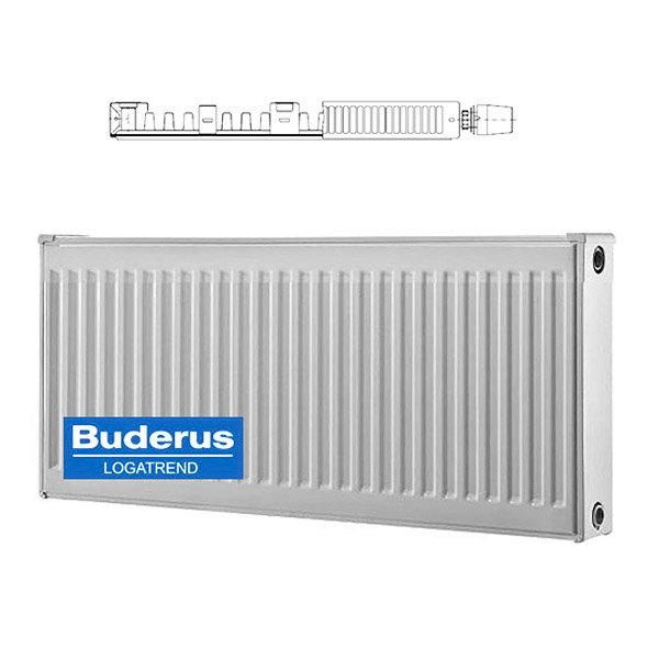 Стальные радиаторы Buderus тип 11-300 боковое подключение