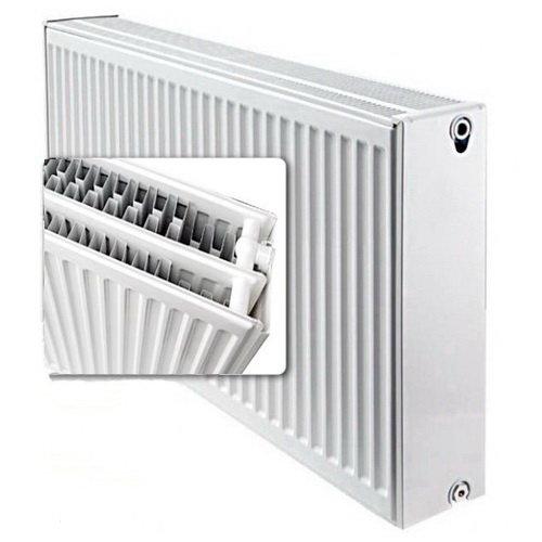 Стальные радиаторы Buderus тип 33-500 с боковым подключением