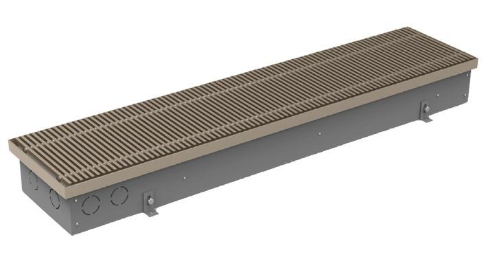 Внутрипольный конвектор НТ-В-1-0,9-25