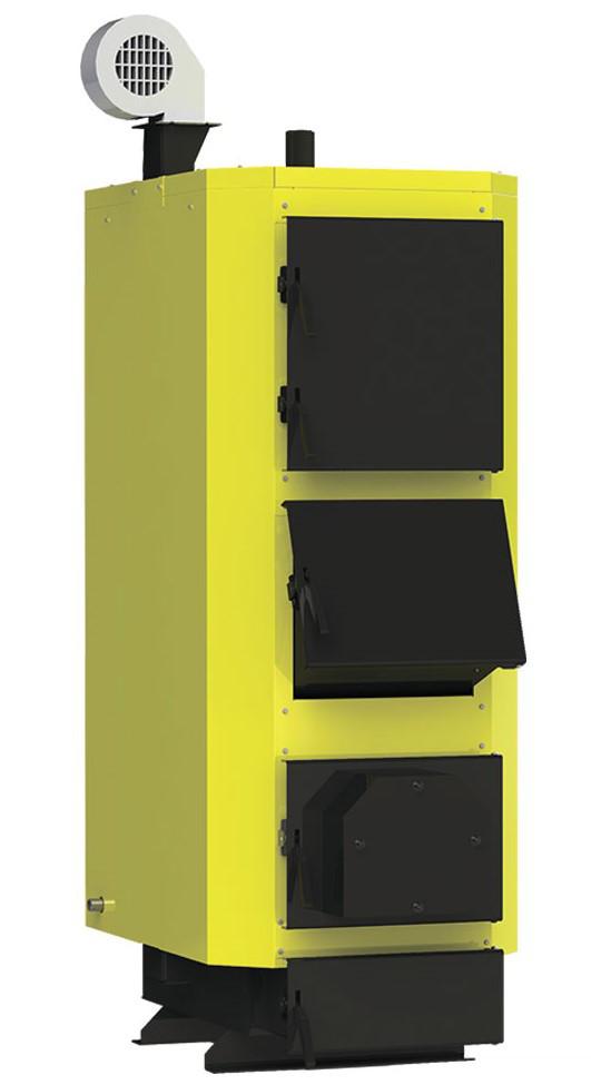 Твердотопливный котел Kronas UNIC-P 35 кВт