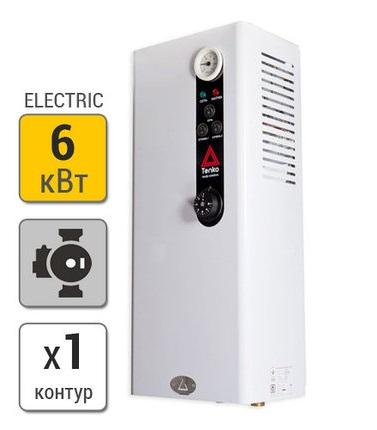Электрокотел Tenko Стандарт 6 кВт 380В