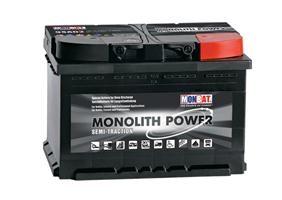 Аккумулятор тяговый Monbat Monolith Light Traction 12v 75AH