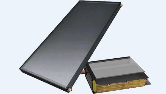 Плоский солнечный коллектор INISOL SLIM LINE