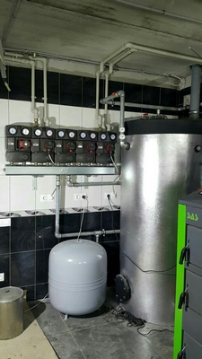 SAS UWT с автоматикой и буфер