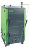 Твердотопливный стальной котел SAS NWG 14 кВт