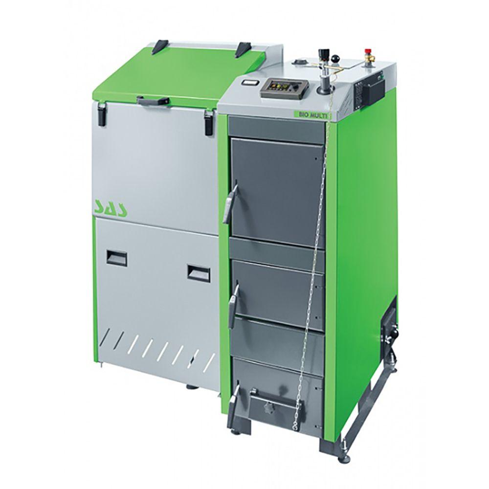 Пеллетный котел на SAS BIO Multi 48 кВт