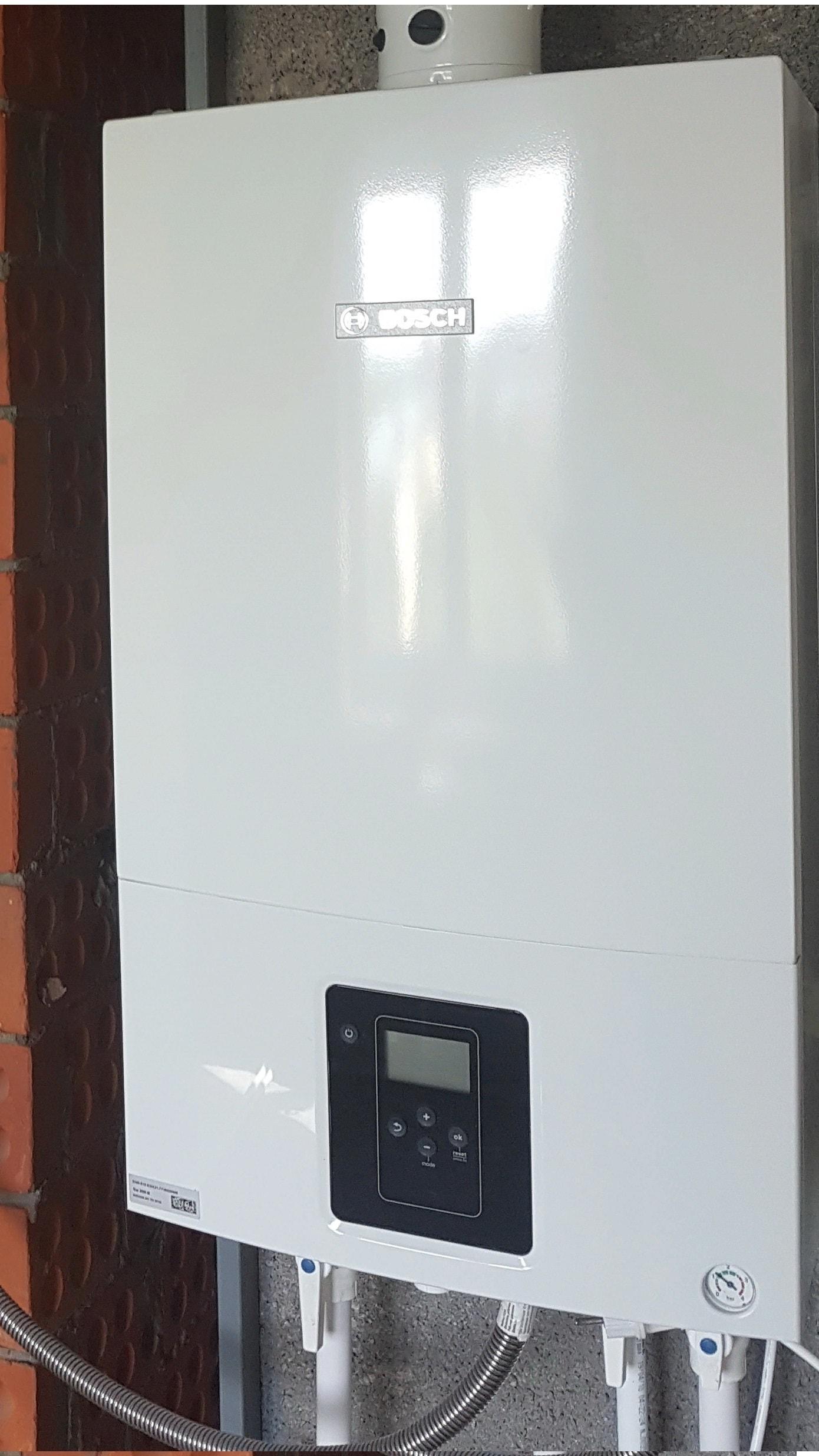 Газовый котел Bosch Gaz 6000 W 18 C
