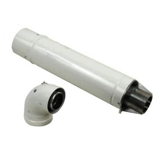 Коаксиальный дымоход для газовых котлов Viessmann