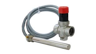 Термический предохранительный ESBE VST212