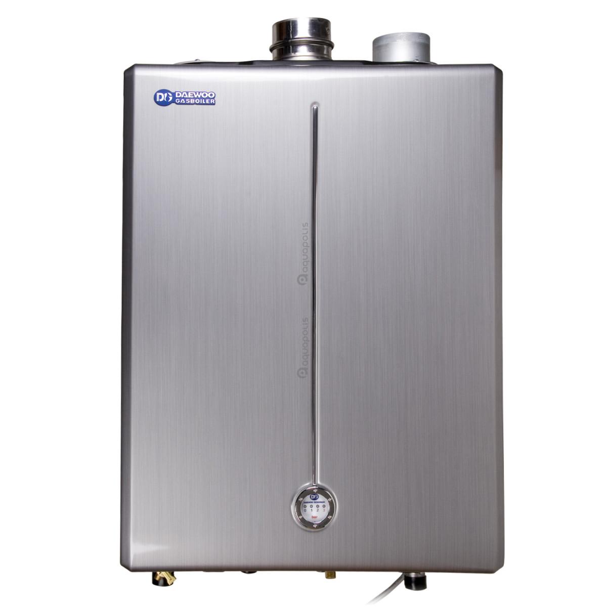 Газовый конденсационный котел Daewoo DGB-300 MES