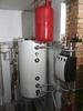 Обвязка буферной емкости (монтаж теплоаккумулятора)