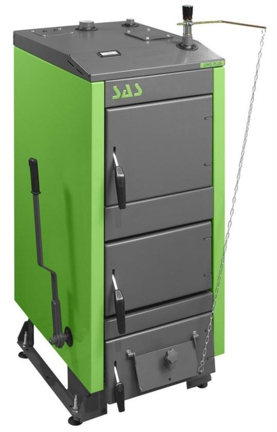 Твердотопливный котёл SAS UWG PLUS 12 kWt