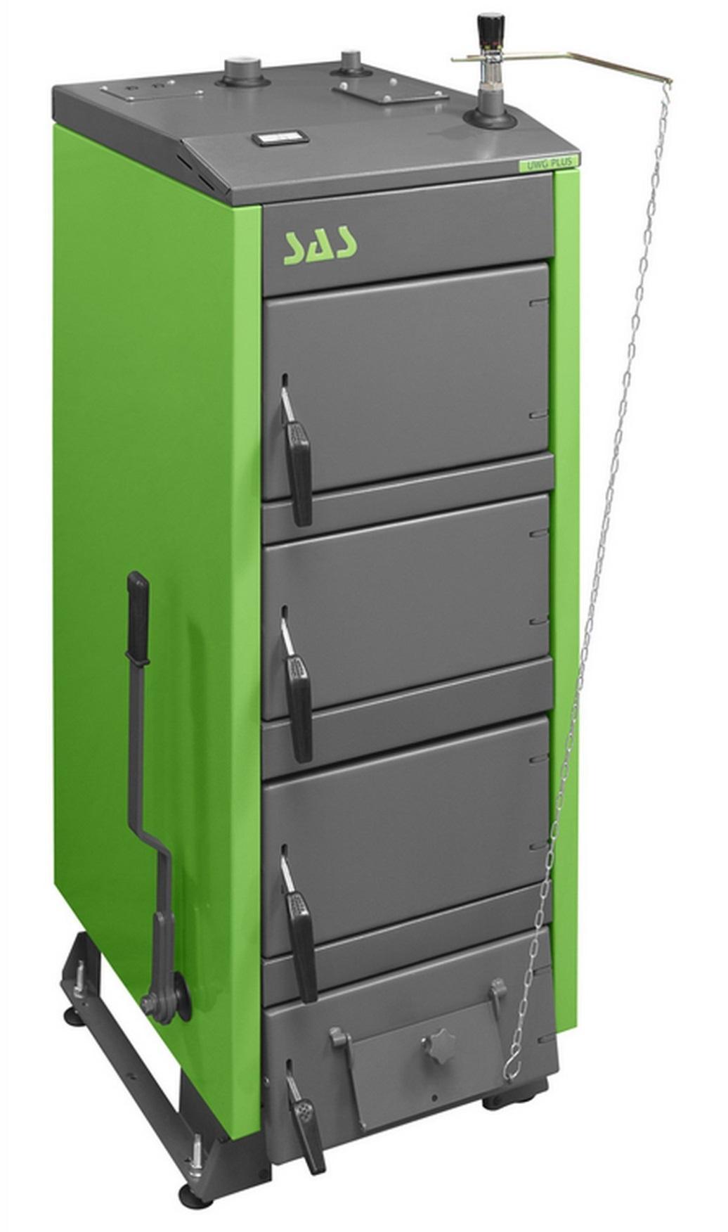 Твердотопливный котёл SAS UWG PLUS 29 kWt