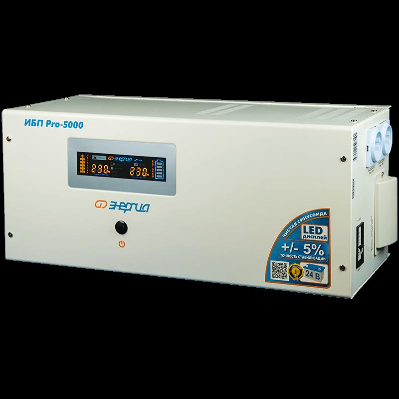Инвертор Энергия ИБП Pro-5000