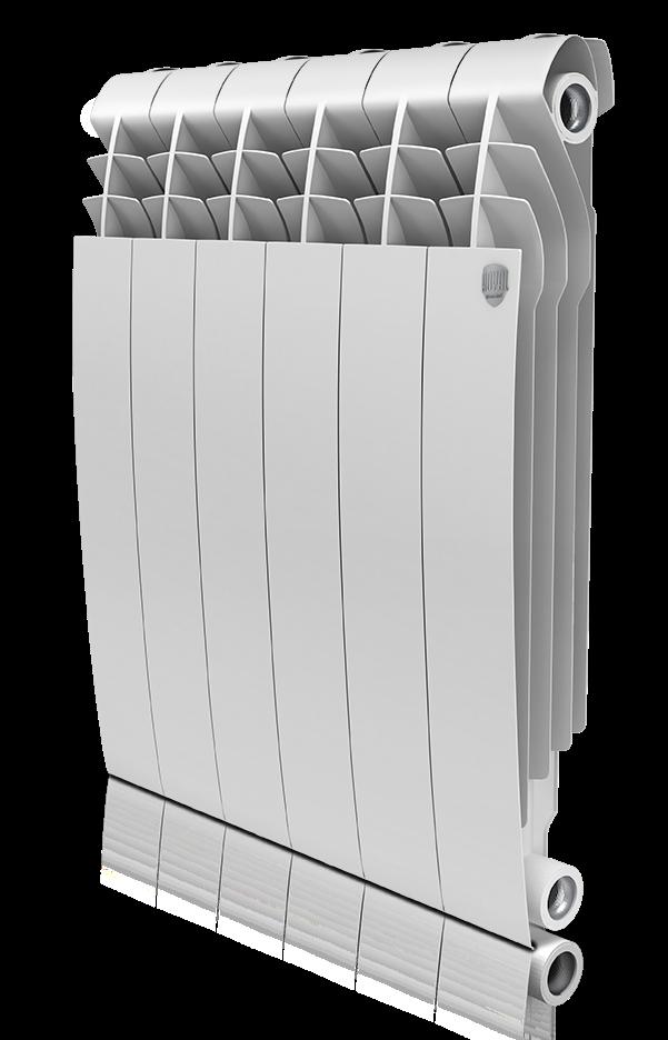 Биметаллический дизайн-радиатор для центральных систем отопления BiLiner 500