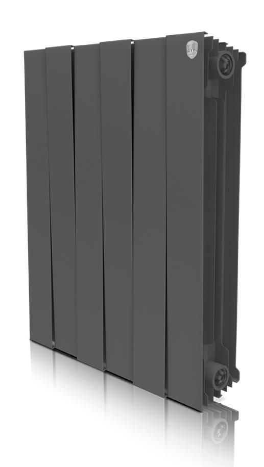 Эксклюзивный биметаллический дизайн-радиатор PIANOFORTE