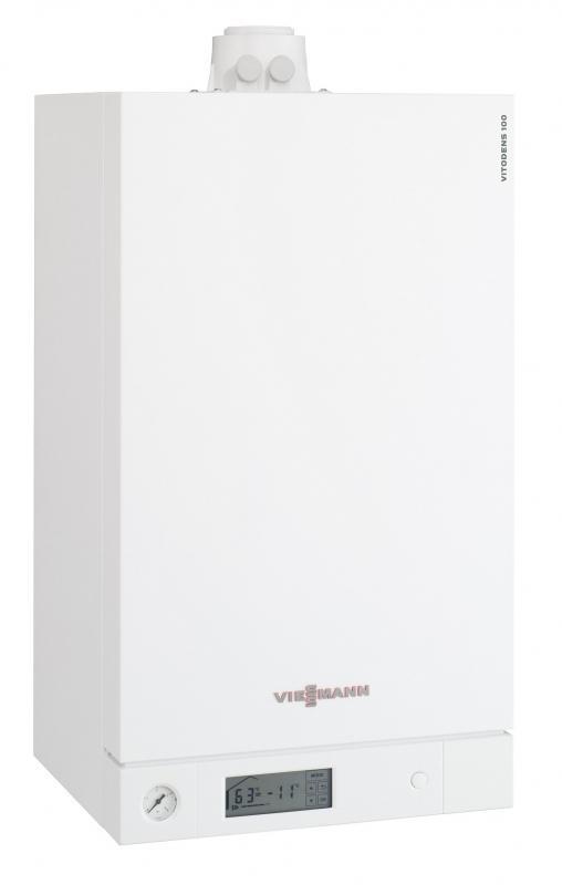 Газовый конденсационный котёл Vitodens 100-W 35 кВт