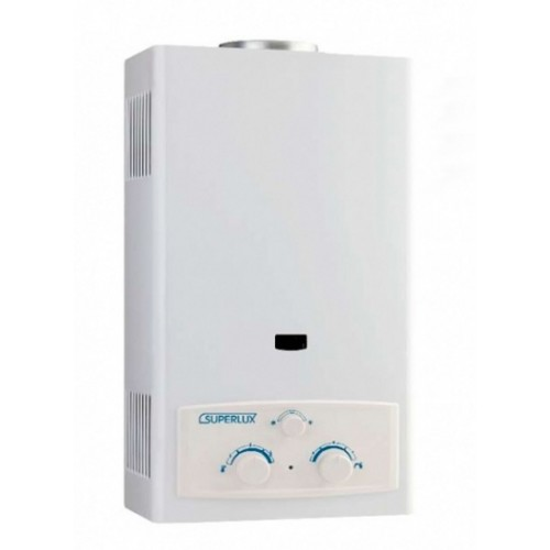 Газовый водонагреватель Ariston DGI 10L CF SUPERLUX