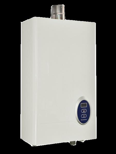 Газовый проточный водонагревательMARCO POLO M2 10L FF ARISTON