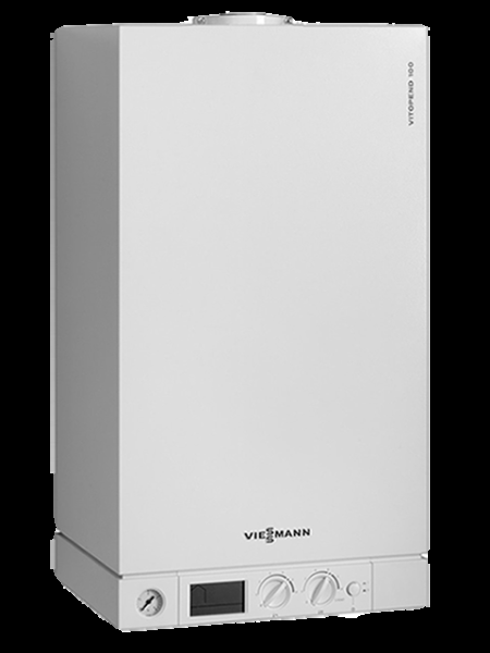 Газовый котел Viessmann Vitopend 34 кВт  1-конт-ный
