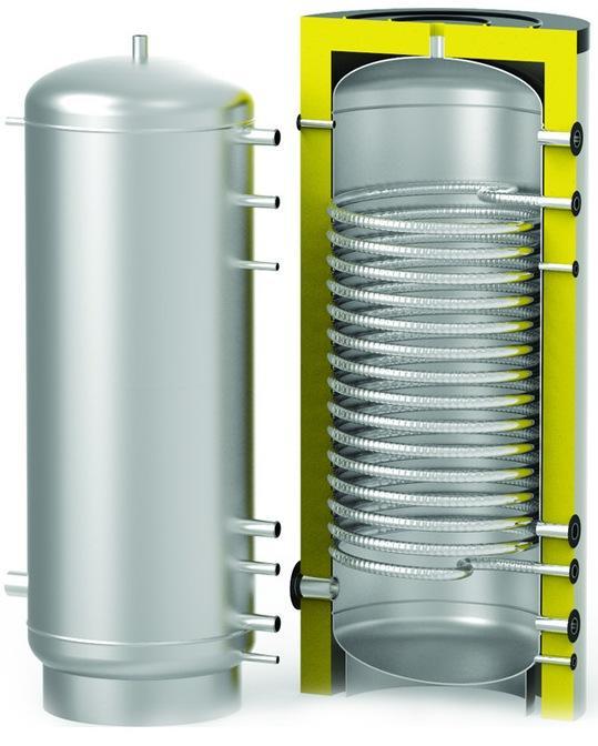 Теплоаккумулятор HFWT 300л с функцией ГВС 510 л/ч