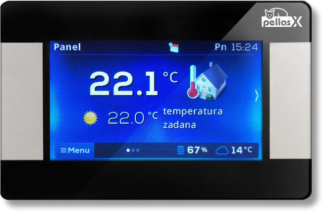 Комнатный термостат TOUCH для S. Control