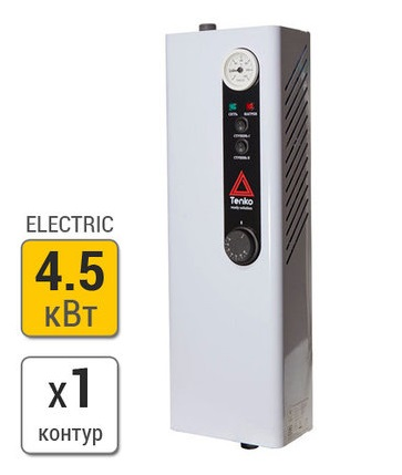 Электрокотел Tenko Эконом 4,5 кВт 380В