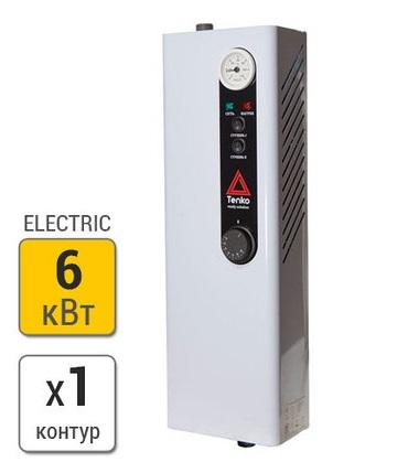 Электрокотел Tenko Эконом 6,0 кВт 380В