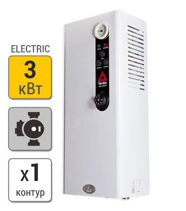Электрокотел Tenko Стандарт 3 кВт 220В