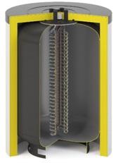 Бойлер напольный MP-1 200л с электроТЭНом 3 кВт