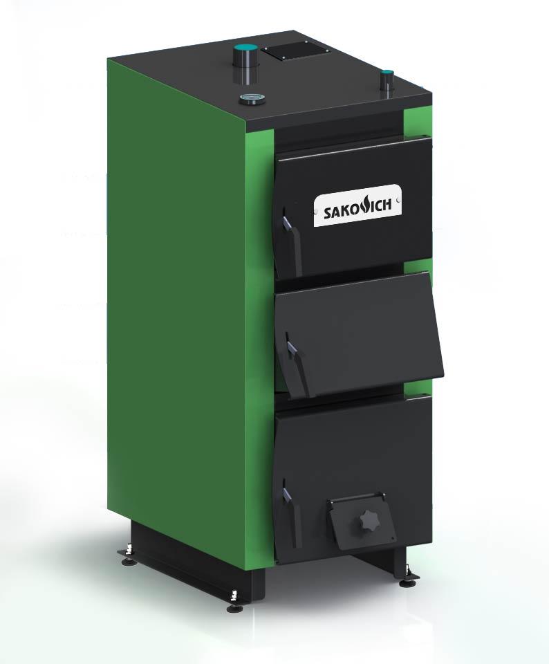 Твердотопливный котел YANO 40 кВт