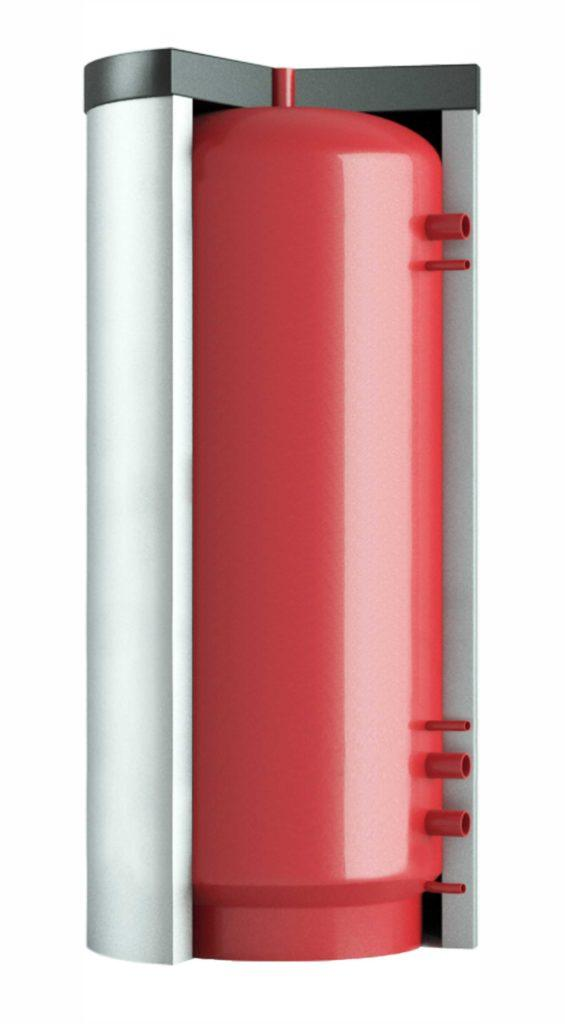 Теплобак без теплообменника ВТА-3 - 2000 л