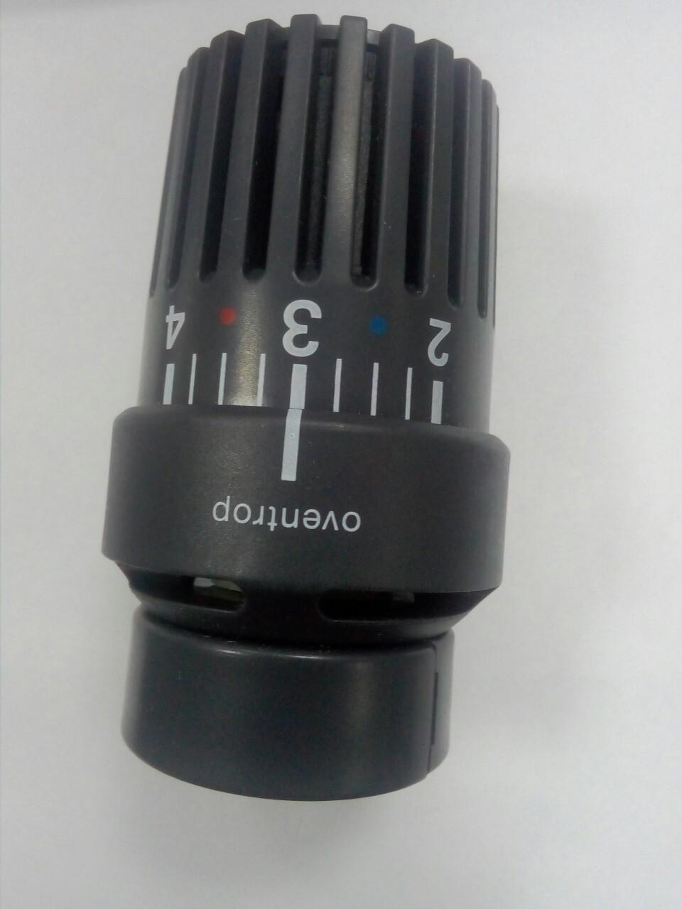 Термостат Oventrop Uni LH 1011467 черный