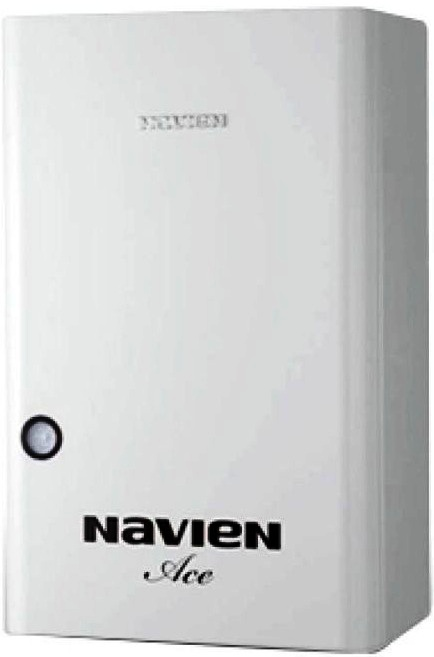 Navien Deluxe 13A White