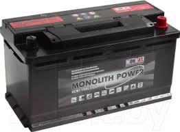 Аккумулятор тяговый Monbat Monolith Light Traction 12v 90/75AH