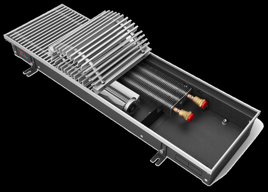 Внутрипольный конвектор TECHNO VENT