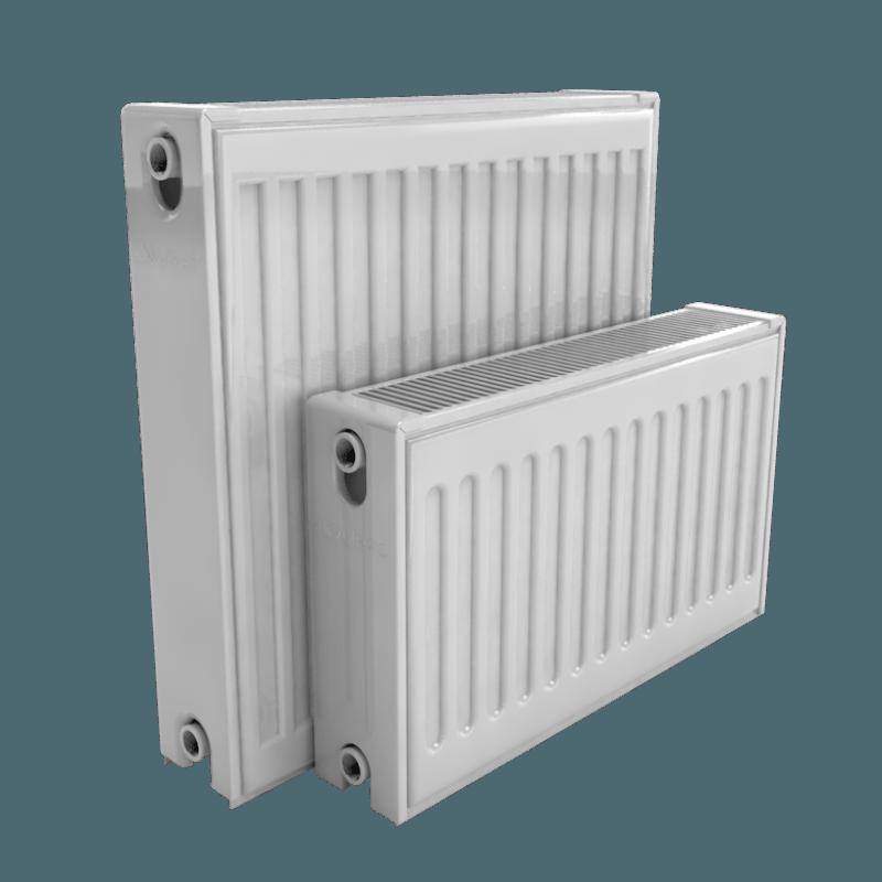 Стальные радиаторы Lemax тип 21-500 боковое подключение