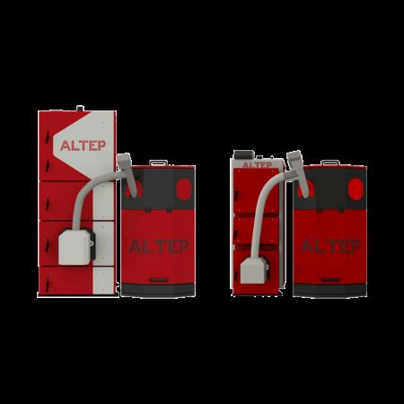 Пеллетный котел ALtep Duo UNI Pellet 27 (КТ-2Е-PG)